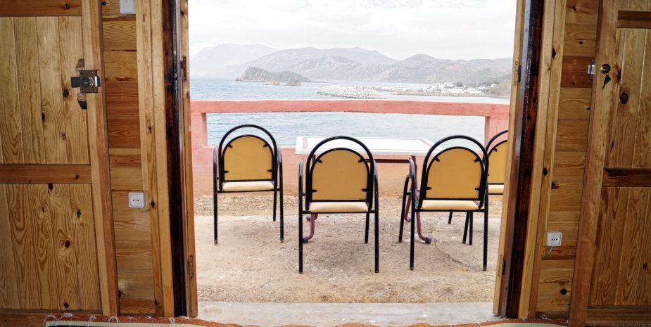 Chalet 3 View outdoor Amis de Cala Iris